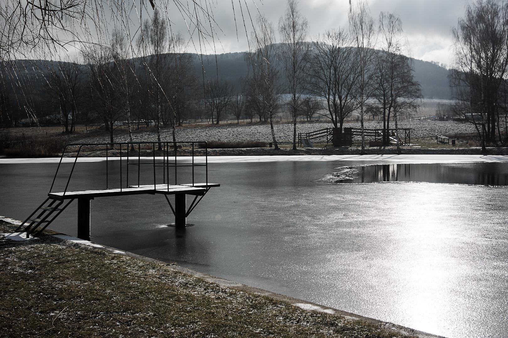 Freibad Dolní Podluží