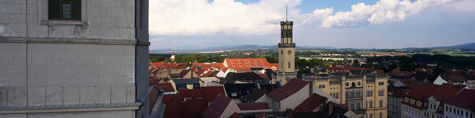 Zittau - Stadtrundfahrt Süd