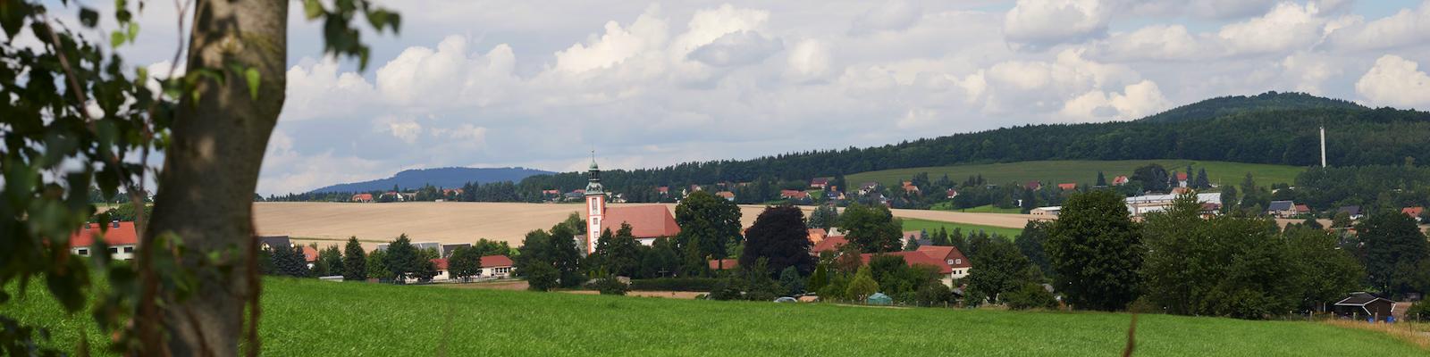 Zittau - Spreeborn - Karasekhöhle - Schloss Hainewalde