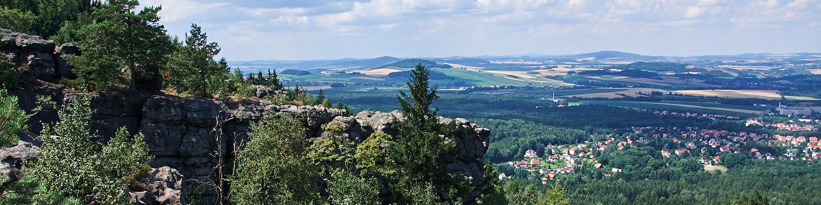 Zittau - Große Wanderung ins Zittauer Gebirge