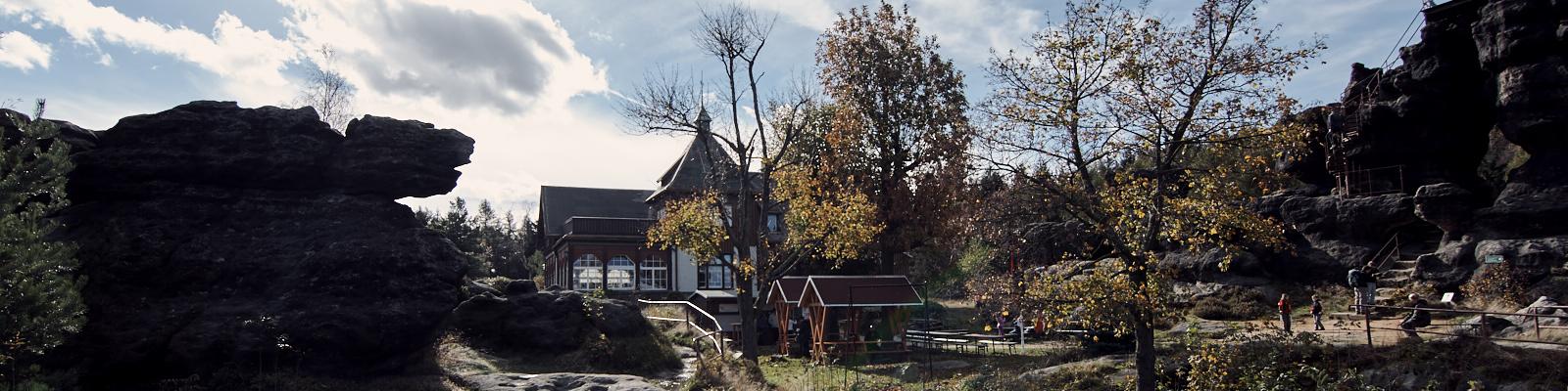 Zittau - Wanderung auf den Töpfer